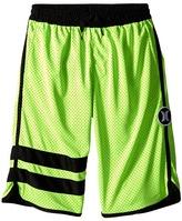 Hurley Block Party Mesh Shorts (Big Kids)