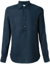Aspesi polo shirt - men - Linen/Flax - M