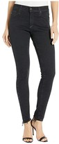 AG Adriano Goldschmied Farrah Skinny Ankle Altered Black (Altered Black) Women's Jeans