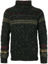 Nuur turtleneck knitted jumper