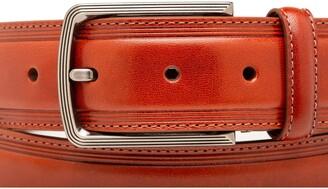 Bosca Sorento Leather Belt
