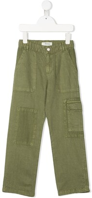 Bonpoint Nelson relaxed trousers