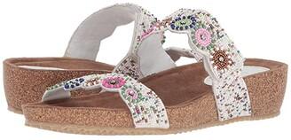 Spring Step Bahama (White Multi) Women's Sandals