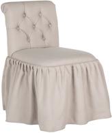 Safavieh Allie Linen Vanity Chair