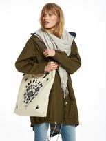 Scotch & Soda Cotton Tote Bag