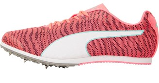 Puma Mens Evospeed Star 6 Sprint Running Spikes Ignite Pink