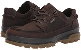 Ecco Sport Rugged Track GTX Moc Tie (Mocha) Men's Walking Shoes