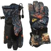Quiksilver Travis Rice Mission Gloves Extreme Cold Weather Gloves