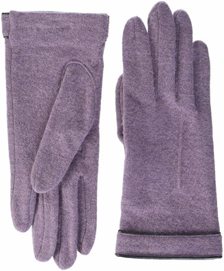 Roeckl Women's Leather Piping Gloves