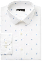 Bar III Men's Slim-Fit Owl Print Dress Shirt, Only at Macy's