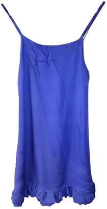 Alice + Olivia Alice & Olivia Purple Silk Dress for Women