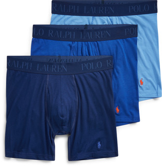 Ralph Lauren 4D Flex Boxer Brief 3-Pack
