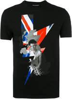 Neil Barrett Punked Britain T-shirt