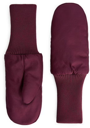 Arket Padded Gloves