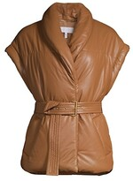 Thumbnail for your product : Escada Sport Belted Puffer Vest
