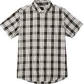 RVCA Men's Lament Short Sleeve Woven Shirt