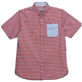 Sovereign Code Boys 8-20 Striped Cotton Shirt