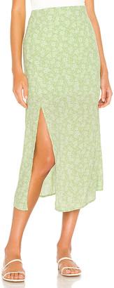 MinkPink Summer Lovin Midi Skirt