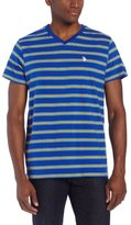 U.S. Polo Assn. Men's Embroidered V-Neck T-Shirt