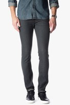7 For All Mankind Foolproof Denim Paxtyn Skinny In Industrial Grey