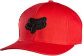 Fox Red Barraged Flexfit Baseball Cap