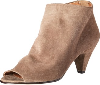 H By Hudson Women's Goa Suede Ankle Bootie