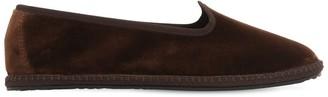 10mm Velvet Loafers