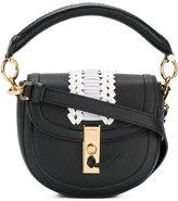 Altuzarra flap cross body bag - women - Leather - One Size