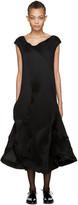 Issey Miyake Black Corona 2 Dress