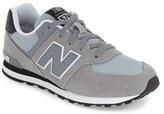 New Balance Boy's '574 Core Plus' Sneaker