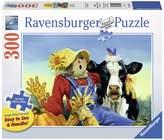 Ravensburger Barnyard Duet Puzzle - 300 Pieces