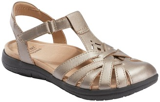 Earth Origins Wide Width Savoy Sheva Fisherman Sandal
