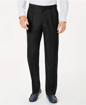 Dockers Men Classic-Fit Performance Stretch Double-Pleated Dress Pants