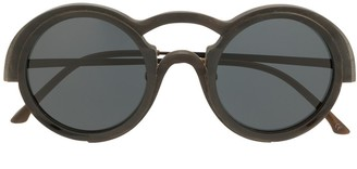 Rigards RG0095 horn sunglasses