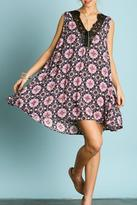 Umgee USA Perfect In Prints Dress