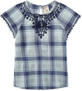 Arizona Short Sleeve Blouse - Preschool Girls