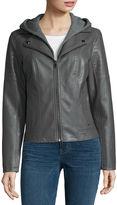 A.N.A a.n.a Fleece Hooded Scuba Jacket