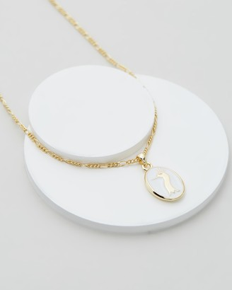 Serge DeNimes - Gold Necklaces - Peacock Necklace - Size One Size at The Iconic