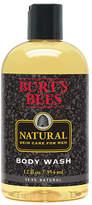Burt's Bees Natural Skin Care For Men, Bodywash
