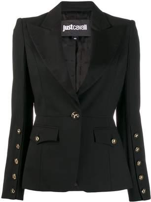 Just Cavalli tailored buttoned blazer