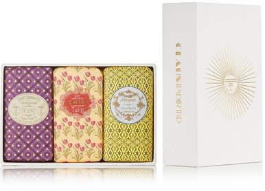 Claus Porto Classico Soaps Gift Box, 3 X 150g - Colorless