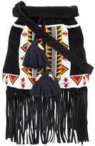 Figue Tribal Bag In Navy
