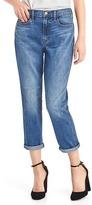 Gap Super high rise best girlfriend crop jeans