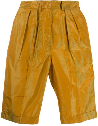 Jean Paul Gaultier Pre-Owned 1990s Cropped Trousers
