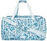 Vera Bradley ReActive Travel Duffel (Cloud Floral) Handbags