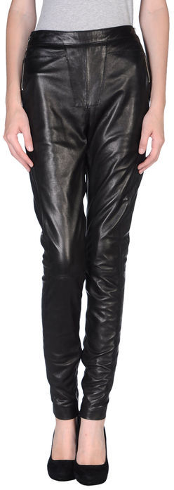 DSquared DSQUARED2 Leather pants