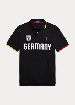 Ralph Lauren The Custom Slim Germany Polo