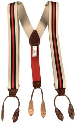 Bill Blass Multicolour Cloth Belts