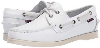 Sebago Dockside Portland (Brown) Women's Shoes