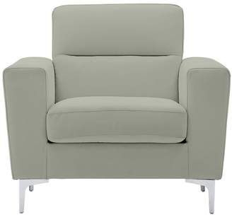 Argos Home Campbell Leather Armchair